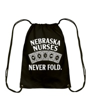 Nebraska Drawstring Bag thumbnail