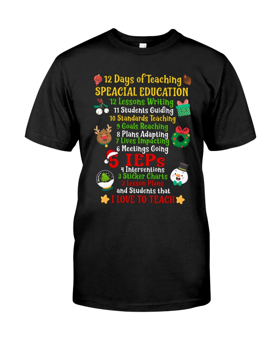 SPED Classic T-Shirt