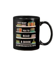 Read a Book Mug thumbnail