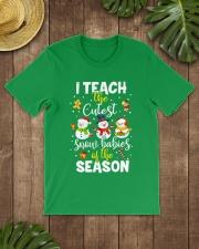 Great Shirt for Teachers Classic T-Shirt lifestyle-mens-crewneck-front-18