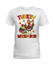 Teachers Ladies T-Shirt thumbnail
