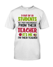 Great Teachers Classic T-Shirt thumbnail