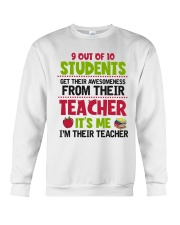 Great Teachers Crewneck Sweatshirt thumbnail