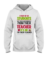 Great Teachers Hooded Sweatshirt thumbnail