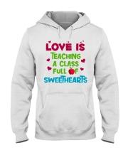 Teacher  Hooded Sweatshirt thumbnail