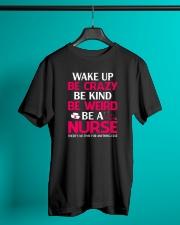 Nurse Classic T-Shirt lifestyle-mens-crewneck-front-3