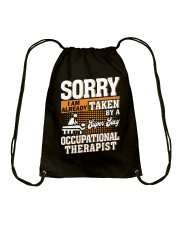 Great Shirt for Occupational Therapist Drawstring Bag thumbnail
