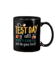 test day Mug thumbnail