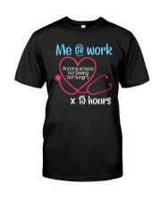 Nurse Classic T-Shirt front