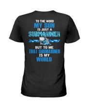 Submarine Ladies T-Shirt thumbnail