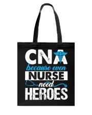 Great Shirt for CNA Tote Bag thumbnail