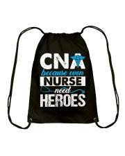 Great Shirt for CNA Drawstring Bag thumbnail