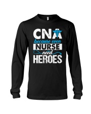 Great Shirt for CNA Long Sleeve Tee thumbnail