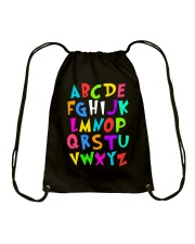 For a new season of learning and teaching T- Shirt Drawstring Bag thumbnail