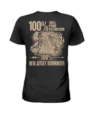 New Jersey Ladies T-Shirt thumbnail