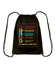 Great Teachers Drawstring Bag thumbnail