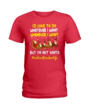 Great Shirt for Retired Teachers Ladies T-Shirt thumbnail