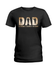 Perfect Gift for Father's Day Ladies T-Shirt thumbnail