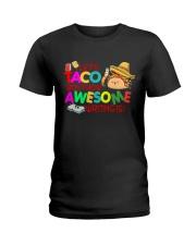 Teacher Ladies T-Shirt thumbnail