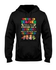 Great Shirt for SPED Teachers Hooded Sweatshirt thumbnail