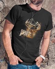 Connecticut Classic T-Shirt lifestyle-mens-crewneck-front-4