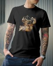 Connecticut Classic T-Shirt lifestyle-mens-crewneck-front-6