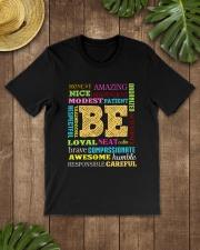 Great Shirt for teacher  Classic T-Shirt lifestyle-mens-crewneck-front-18