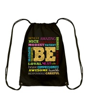 Great Shirt for teacher  Drawstring Bag thumbnail
