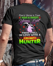 Hunting Classic T-Shirt lifestyle-mens-crewneck-back-2