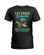 Last day to order Ladies T-Shirt thumbnail