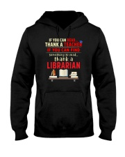 National Library Workers' Day Hooded Sweatshirt thumbnail