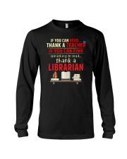 National Library Workers' Day Long Sleeve Tee thumbnail