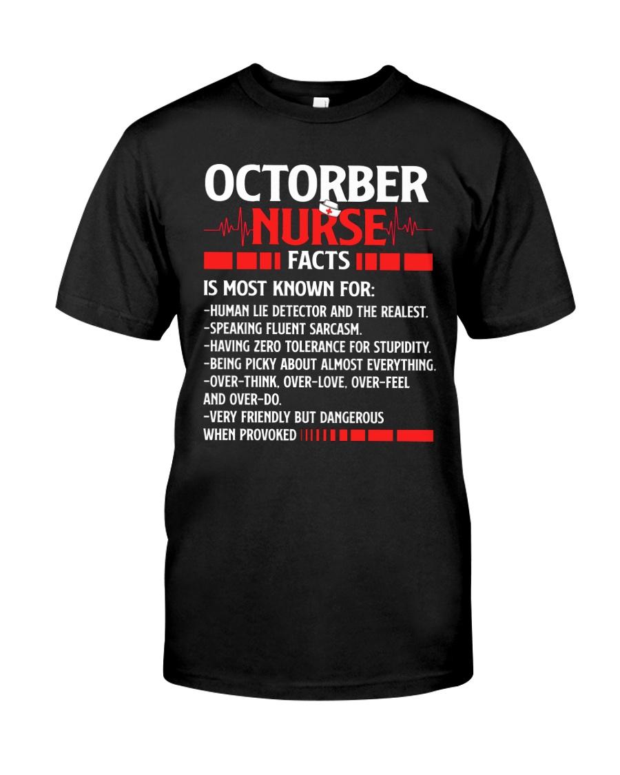 Nurse Classic T-Shirt