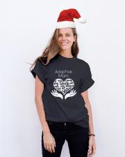 Adoptive Classic T-Shirt lifestyle-holiday-crewneck-front-1