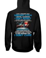 I am a grumpy old Submariner Veteran Hooded Sweatshirt thumbnail