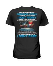 I am a grumpy old Submariner Veteran Ladies T-Shirt thumbnail