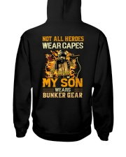 Not All Heroes Wear Capes Hooded Sweatshirt thumbnail