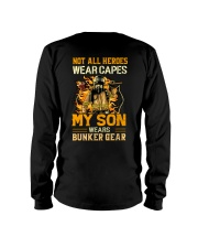 Not All Heroes Wear Capes Long Sleeve Tee thumbnail