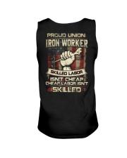 IRON WORKER Unisex Tank thumbnail