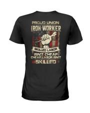 IRON WORKER Ladies T-Shirt thumbnail