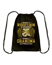Nurse's Mom Drawstring Bag thumbnail