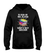 librarian Hooded Sweatshirt thumbnail