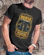 Roofer Classic T-Shirt lifestyle-mens-crewneck-front-4