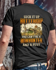 Bow Hunting Classic T-Shirt lifestyle-mens-crewneck-back-2