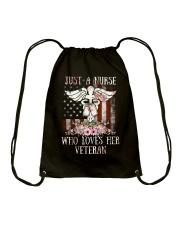 Nurse Drawstring Bag thumbnail