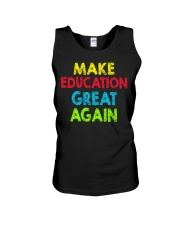 Great Shirt for Teachers Unisex Tank thumbnail