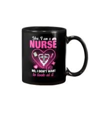 Nurse T-Shirt Mug thumbnail