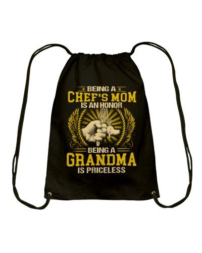 Chef's Mom
