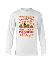Preschool Teachers Long Sleeve Tee thumbnail