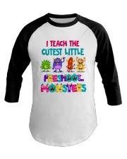 Great T-Shirt for Teacher Baseball Tee tile